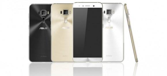 Смартфоны Asus ZenFone 3 дебютируют в июне