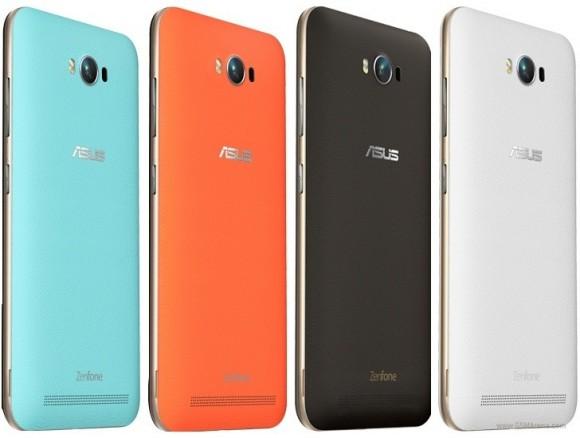 ASUS представила обновленный Zenfone Max с аккумулятором на 5000 мАч