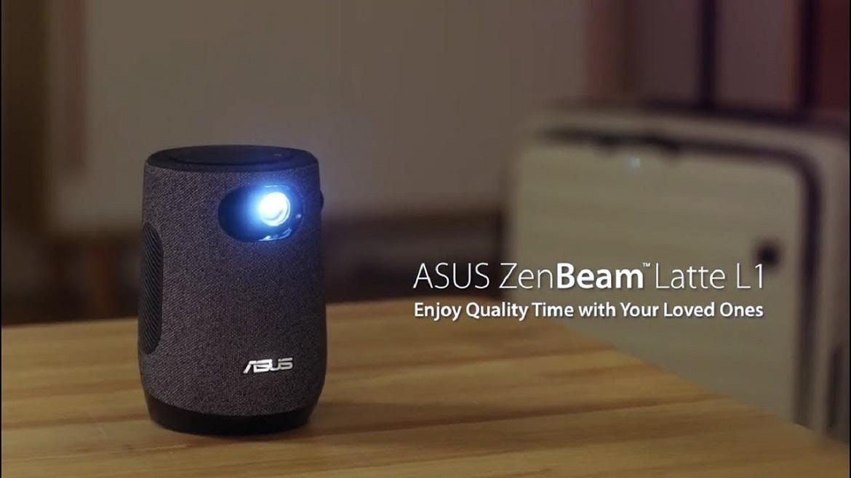 Мини проектор Asus ZenBeam Latte L1
