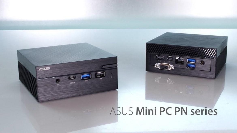 Новый Asus Mini PC PN41