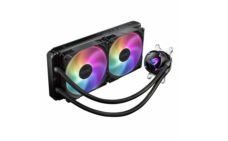 Ознакомьтесь с новыми жидкостными охладителями ЦП ROG Ryujin II, ROG Strix LC II и TUF Gaming LC ARGB серии ARGB