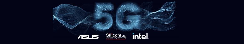 ASUS сотрудничает с Silicom и Intel для ускорения 5G Open RAN