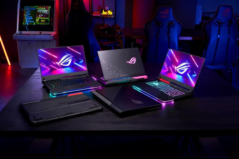 Игровые ноутбуки ASUS с графическими процессорами NVIDIA GeForce RTX 3050 и 3050 Ti