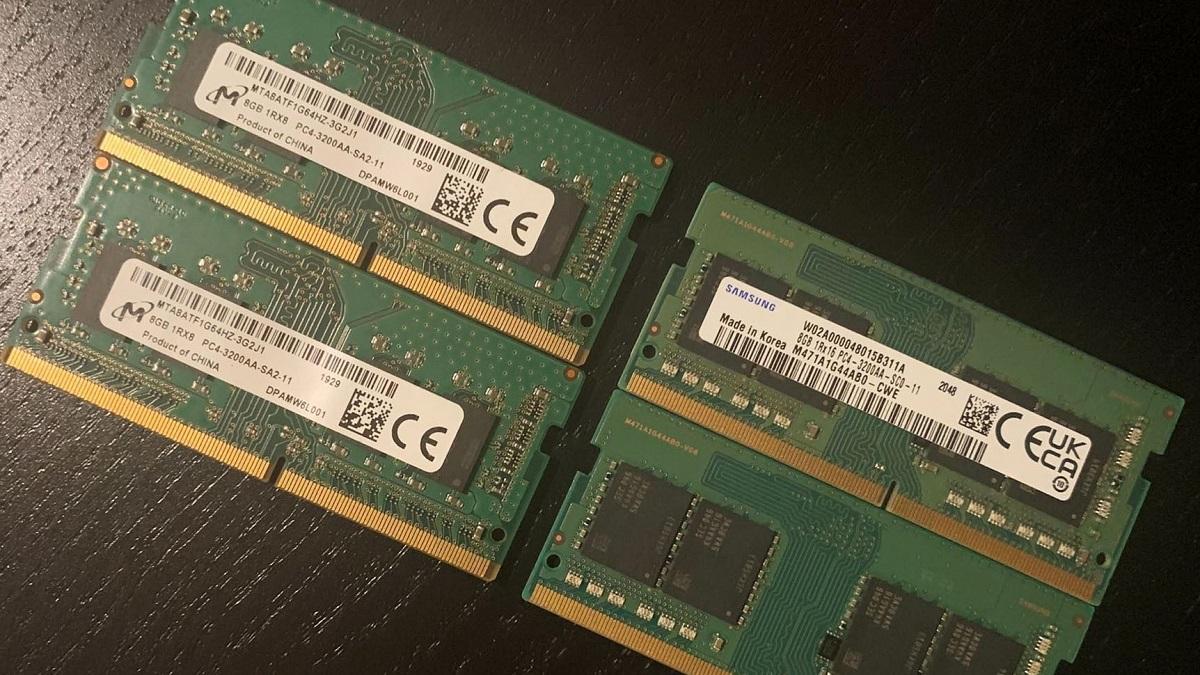 Замена чипов RAM с X8 на X16. Как это влияет на ноутбуки Asus ROG 2021 года?