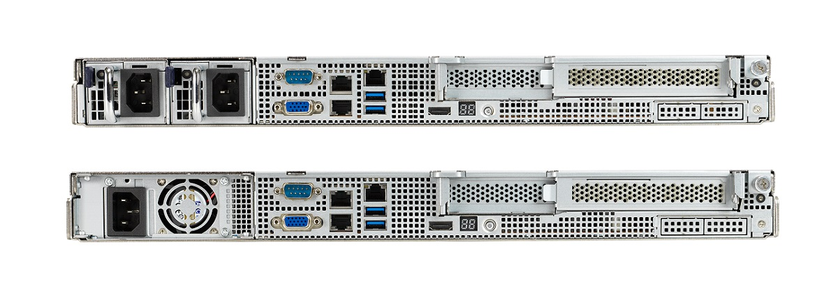 Серверы ASUS RS300-E11-RS4 и ASUS RS300-E11-PS4 на базе Intel Xeon E-2300